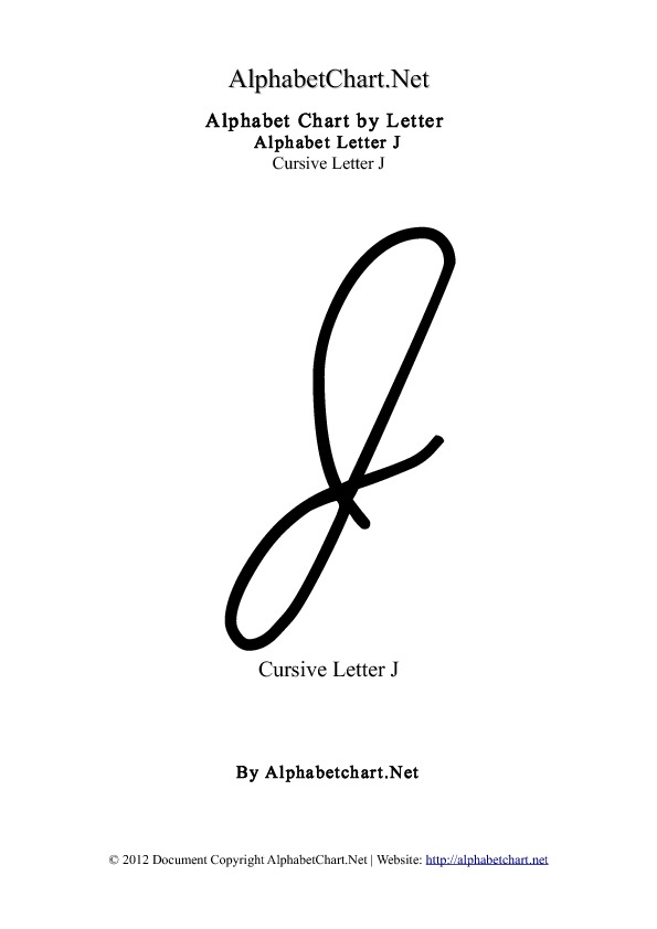 Printables J In Cursive in cursive writing scalien j scalien